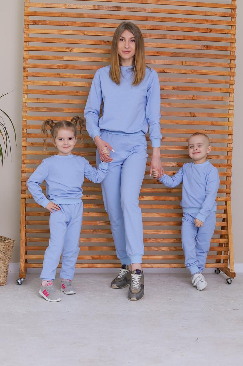 Family look спортивний костюм «Новинка»