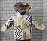 Куртка-парку весняна на хлопчика 3 роки