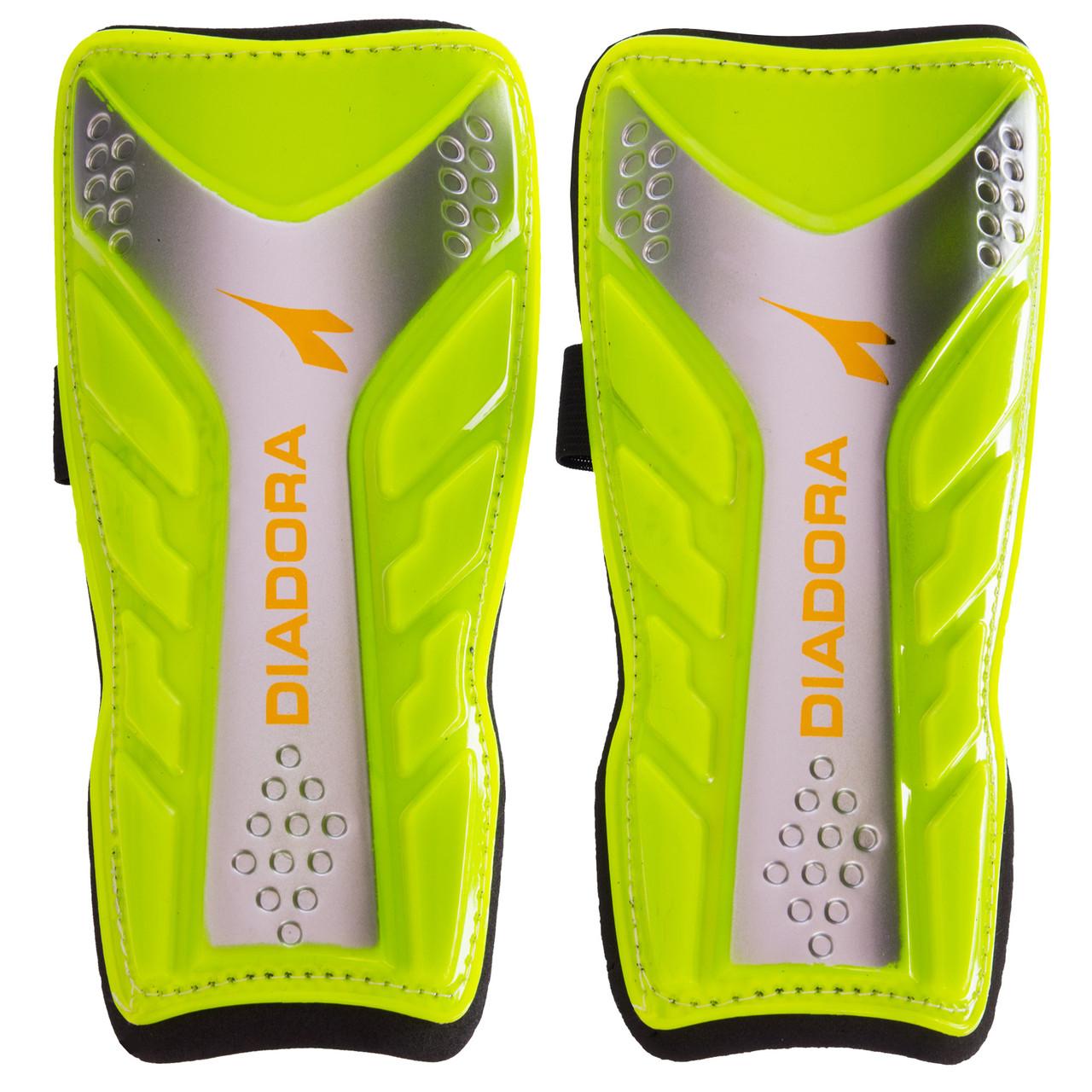 Щитки футбольні DIADORA FB-602 (S) Жовті