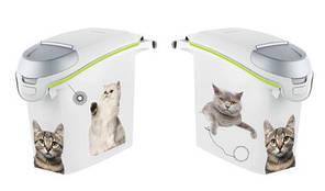 Контейнер пластиковый для корма Кошки 15 л 500Х230Х360 мм Curver CR-03883