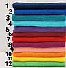 """Именное полотенце с вышивкой """"Крестному"""" 70*140см, фото 3"""