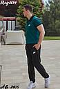 Мужской летний спортивный костюм с футболкой №2014, фото 4