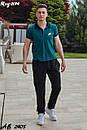 Мужской летний спортивный костюм с футболкой №2014, фото 5