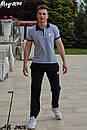 Мужской летний спортивный костюм с футболкой №2014, фото 3