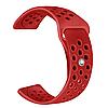 Сменный силиконовый ремешок для часов Xiaomi Amazfit GTR 47mm 22мм, фото 9