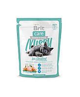 Сухий корм Brit Care Cat Missy Sterilised Брит Кеа для стерилізованих котів і кішок, 400 р, 132626
