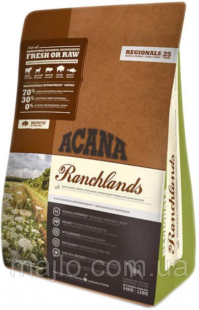 Корм для собак Acana Ranchlands Dog 0.34 кг (2003886/17032022)