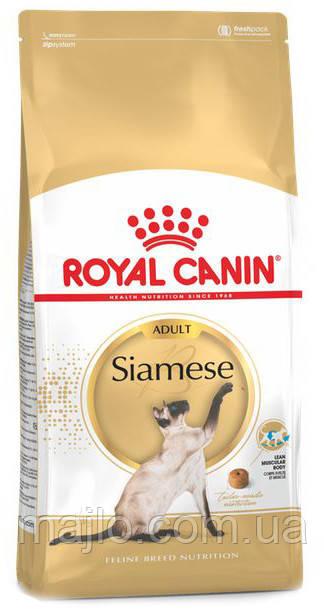 Сухой корм Royal Canin Siamese Adult для котов сиамской породы от 12 месяцев 400 г