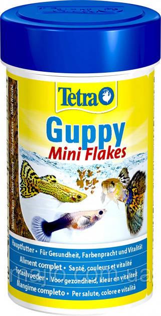 Корм для гуппи Tetra Guppy, 100мл, 197213 /129047