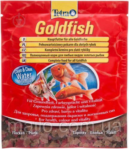 Tetra GOLD FISH   10/12г
