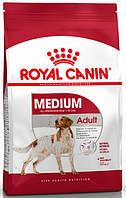 Сухий корм Royal Canin Medium Adult для дорослих собак середніх порід старше 12 місяців 1 кг (НФ-00000284), фото 1