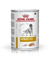 Консервы ROYAL CANIN РОЯЛ КАНИН URINARY УРИНАРИ S/O  для собак при мочекаменной болезни 0,410кг