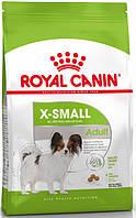 Сухой корм Royal Canin X-Small Adult для собак малых пород от 10 месяцев 500 г, фото 1