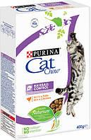 Сухой корм для кошек Purina Cat Chow Hairball с курицей 400 г