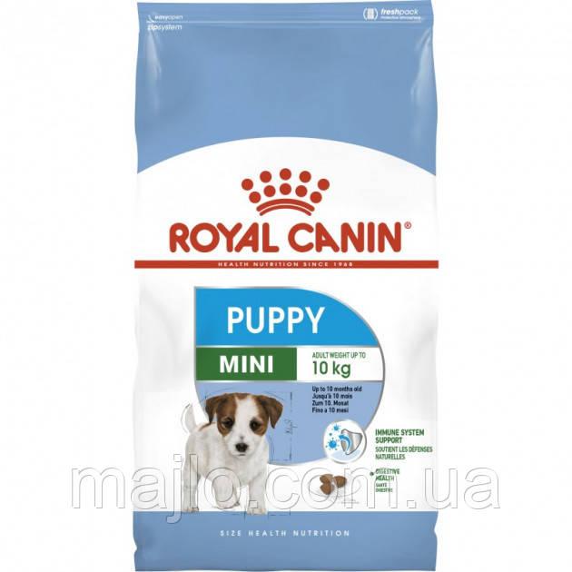 Сухой корм Royal Canin Puppy Mini для щенков мелких пород до 10 месяцев 800 г