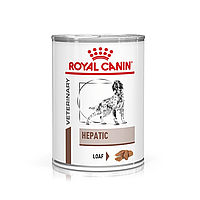 Консервы ROYAL CANIN HEPATIC для собак при заболеваниях печени 0,420кг