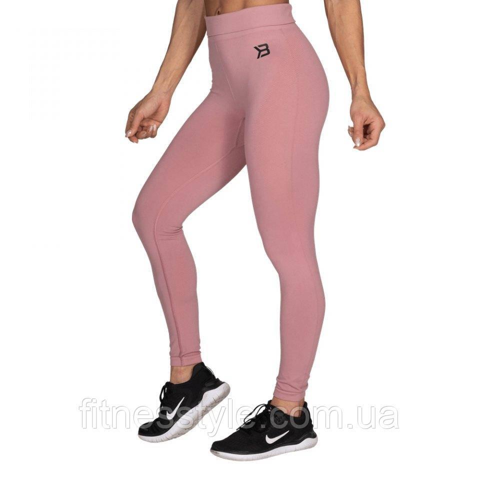 Спортивные леггинсы Better Bodies Rockaway leggings, Heather Pink