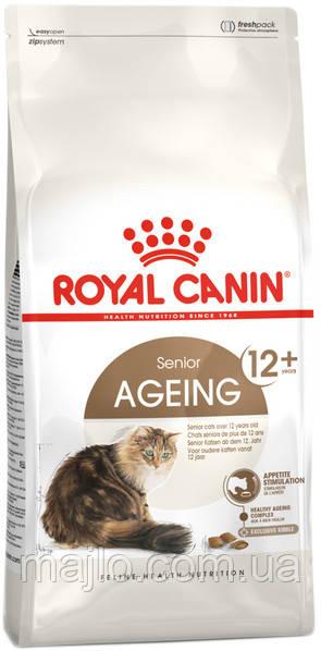 Сухой корм для зрелых котов старше 12 лет Royal Canin Ageing +12 400 г