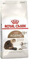 Сухой корм для зрелых котов старше 12 лет Royal Canin Ageing +12 400 г , фото 1