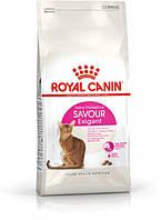 Сухий корм Royal Canin Exigent Savour для привередливых котов от 1 года 400 г, фото 1