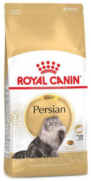 Сухой корм для котов персидской породы от 12 месяцев Royal Canin Persian Adult 400 г