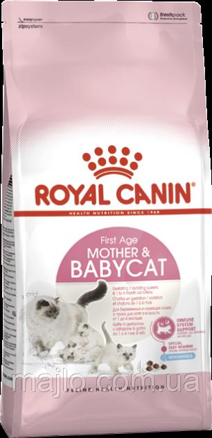 Сухой корм для котят Royal Canin Mother & Babycat 10 кг