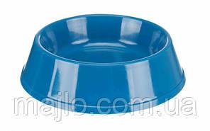 Миска (пластик) для кошек 0,2л*12см TX-2470