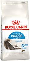 Сухий корм Royal Canin Indoor Long Hair для длинношерстных котов от 1 до 7 лет живущих в помещении 400 г, фото 1