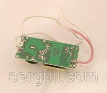LED драйвер 8-12х1Вт 300мА 27-42В, 12Вт, питание 90-260В SF