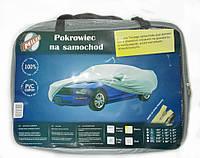 "Тент автомобильный ""L"" с подкладкой Milex Peva+PP 4.82х1.77х1.19 м"