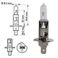 Лампа Narva P14,5s H1 24V 100W 48750 (уп.1шт)
