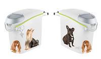 Контейнер пластиковый для корма Собаки 15 л 500Х230Х360 мм Curver CR-03883-1