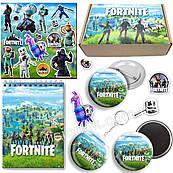 Міні-Бокс Фортнайт - відмінний подарунок фанатам гри Fortnite