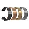 Миланский браслет на магнитной застёжке из нержавеющей стали для Xiaomi Amazfit GTR 47mm 22 мм, фото 2
