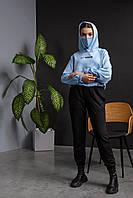 Костюм-двойка НАЙК +маска для девочек 146,152,158,164 см, фото 1