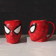 Кружка 3D GeekLand керамическая Человек-паук Spiderman Avengers