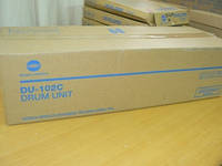 DU-102C, фотобарабан, Drum Unit  Konica Minolta Bizhub C6500 C5500 C6501 C5501,оригинал