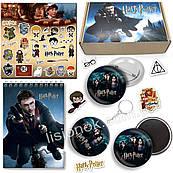 Мини-Бокс Гарри Поттер - отличный подарок любителям книги Harry Potter