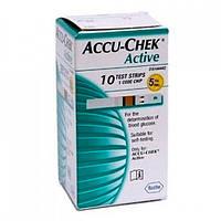 Accu-Chek® Active Тест полоски 10 шт