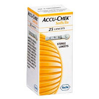 Accu-Chek® Softclix Ланцеты 25 шт