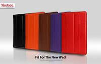 Чехол для iPad 2 / 3 / 4 - Yoobao iSmart leather case, разные цвета