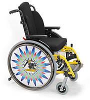 Лёгкая детская инвалидная коляска NIKOL 1 Kury