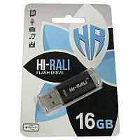 Флешка Hi-Rali 16GB мікс