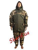 Зимний  костюм Горка-М2  A-TACS AU