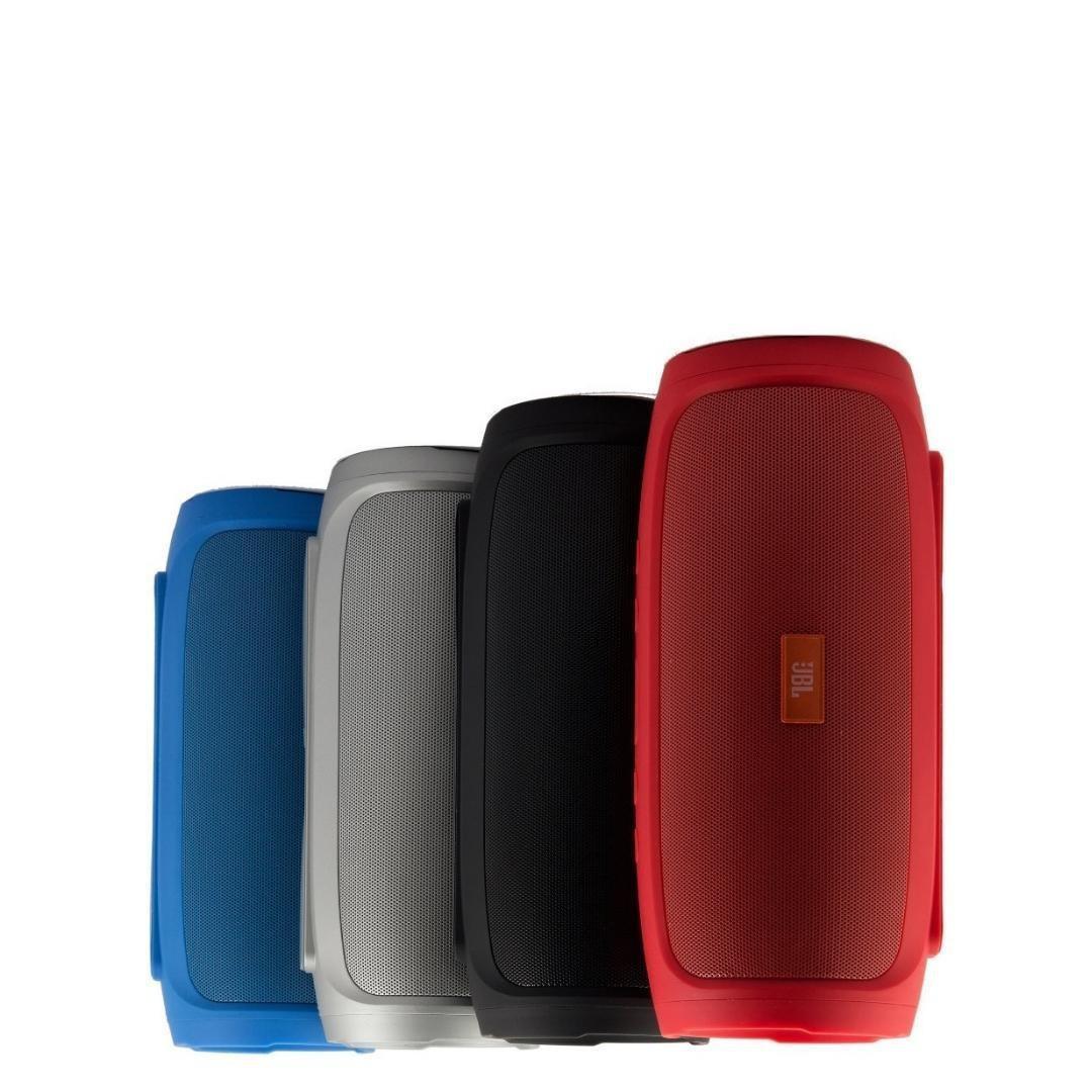 Колонка JBL Charge 4 черные, красные, синие, серые
