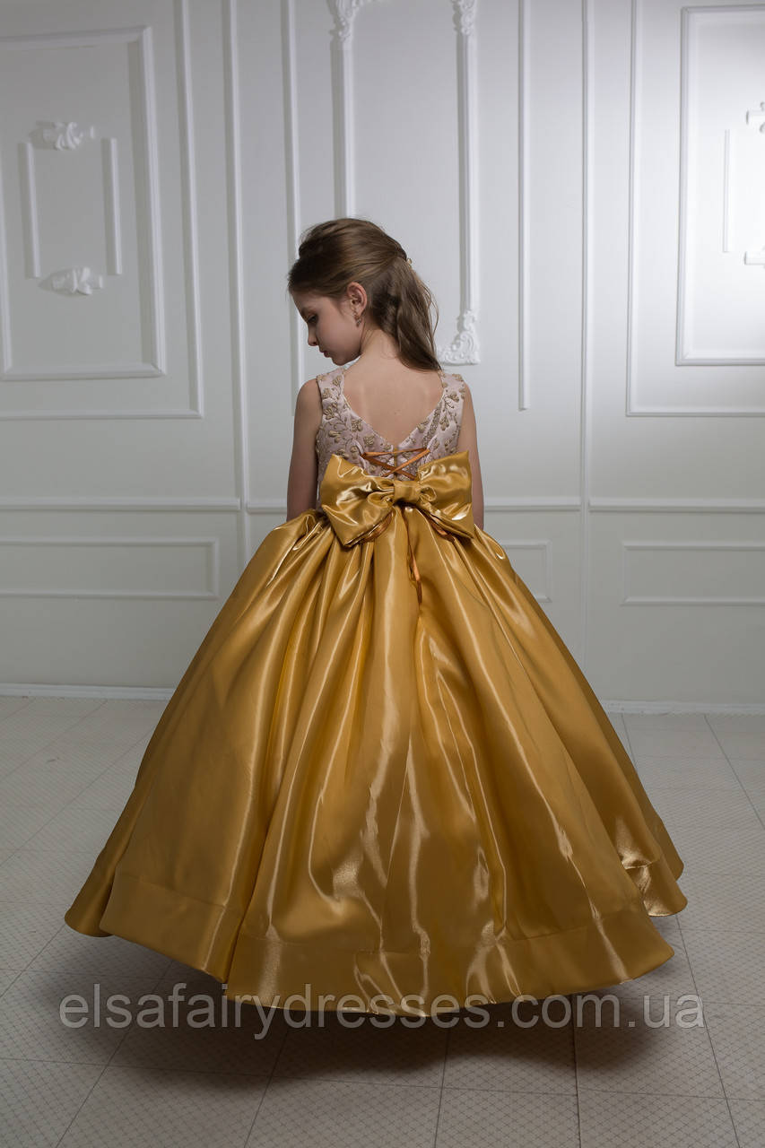 """Модель """"CINDERELLA 3"""" - дитяча сукня / детское нарядное платье"""