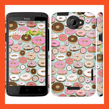 Чехлы для HTC One X+