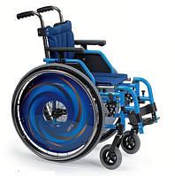 Лёгкая детская  инвалидная коляска NIKOL 2 Kury