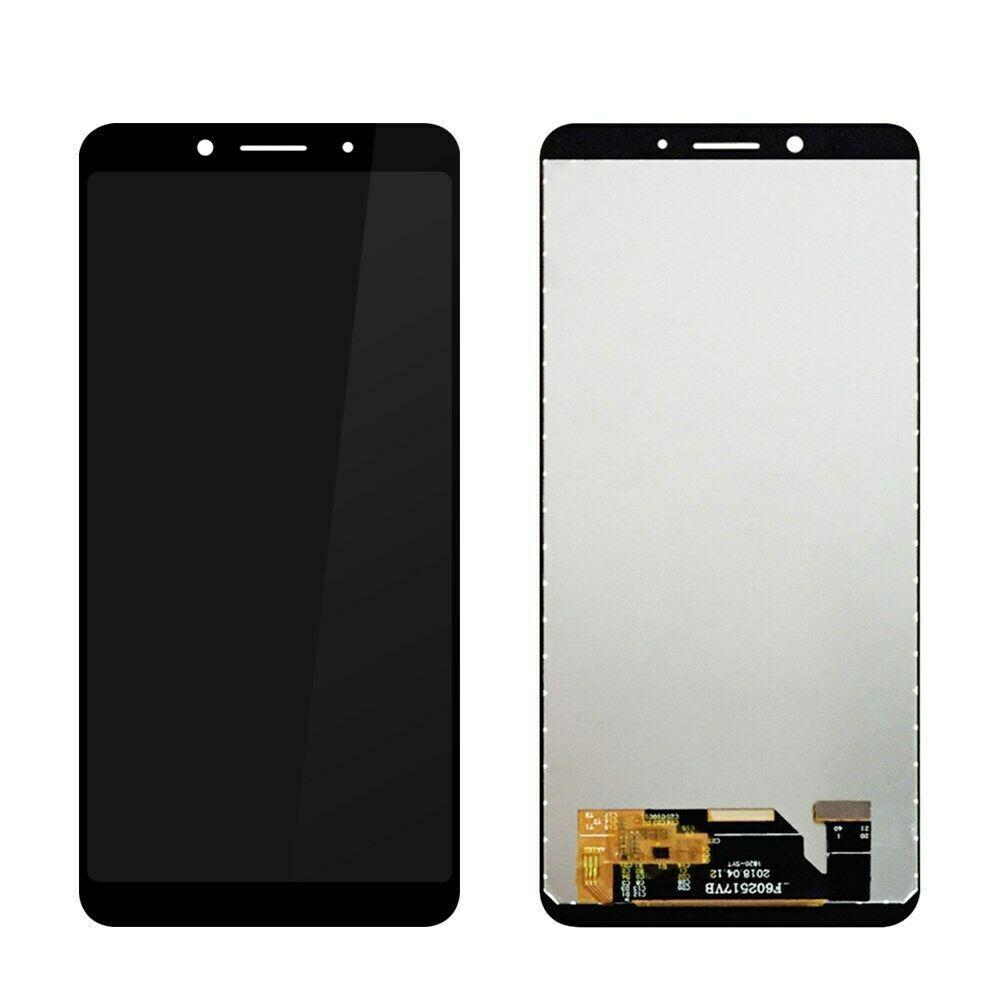 Дисплей для Umidigi S2 с тачкрином, чёрный