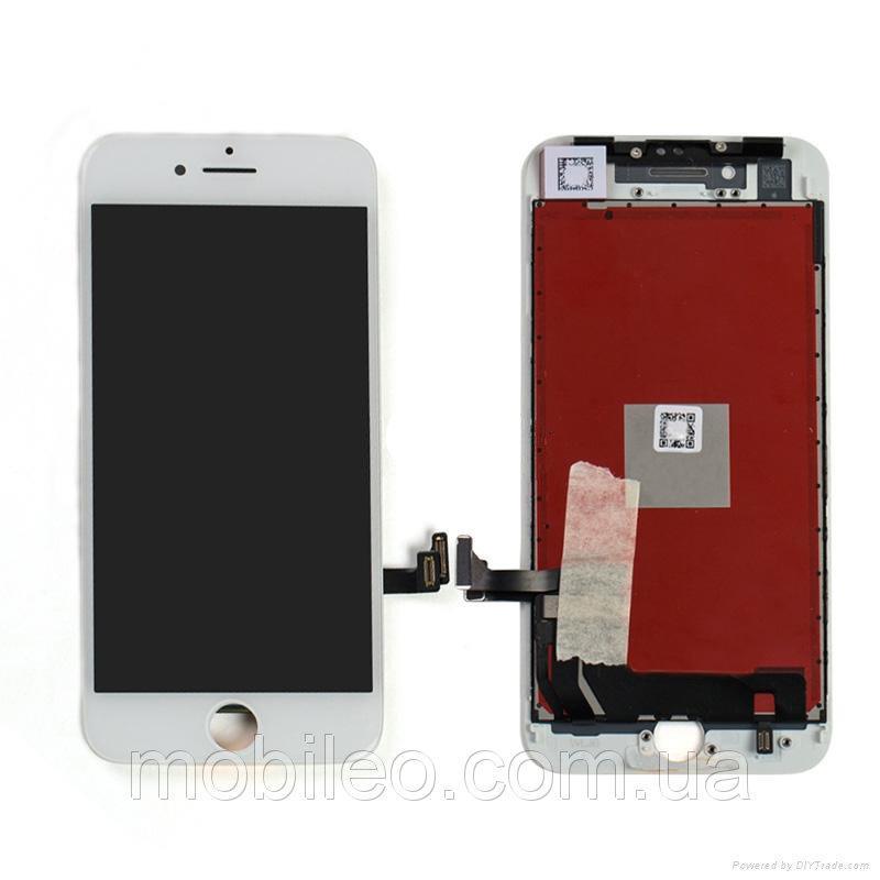 Дисплей для Apple iPhone 8 з тачскріном, білий, Original PRC